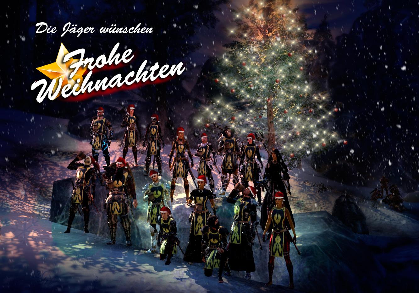 Frohe Weihnachten Jager.Frohe Weihnachten Jager Der Dunkelheit